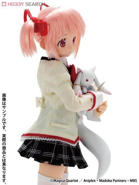 Azone Pure Neemo Character Series: [Puella Magi Madoka Magica] Kaname Madoka 1:6 Doll