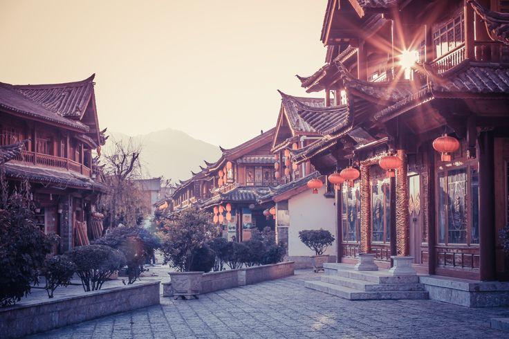 Cidade Antiga - Lijiang, China