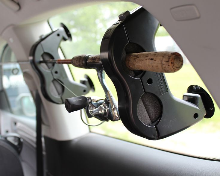25 best ideas about fishing rod rack on pinterest rod for Roof rack fishing rod holder