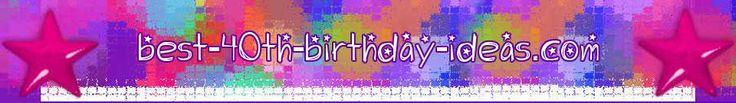 40th Birthday Countdown
