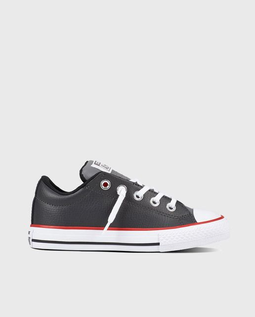 9d9af0fdb522a Chaussures casual enfant Chuck Taylor All Star Street Slip Converse ...