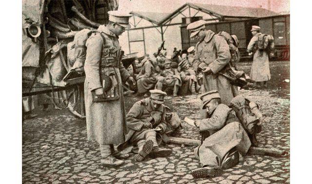 Portugal na Primeira Guerra: foi há cem anos