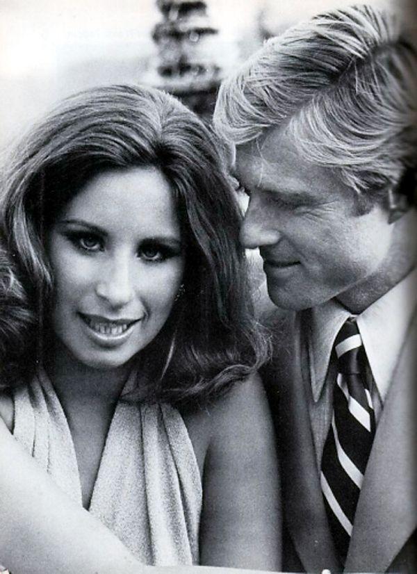 """The Way We Were"" Barbra Streisand, Robert Redford 1973 Columbia"