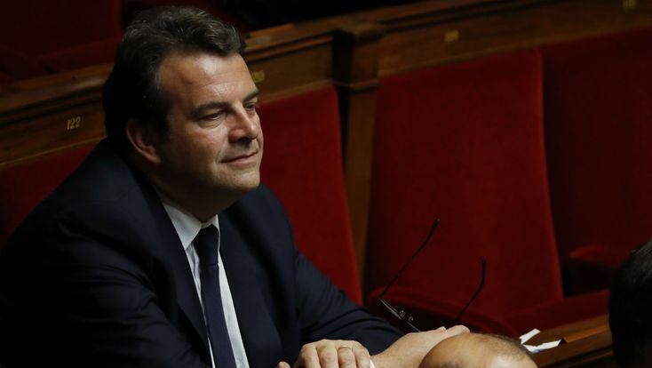 """Questure à l'Assemblée nationale: Solère reconnaît """"une erreur"""""""
