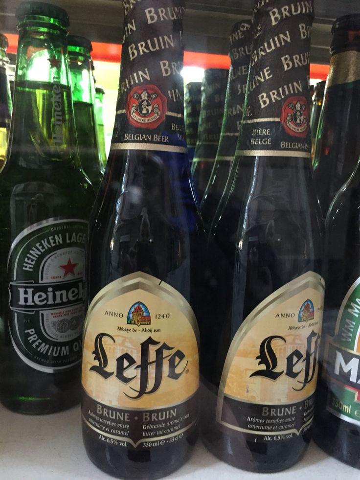 #cerveza #Leffe Bruin ... Te buscaré