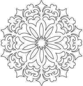 rangoli pattern 14