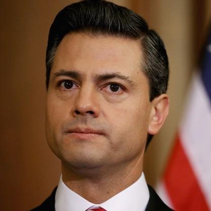 #54: Enrique Pena Nieto. President of Mexico.