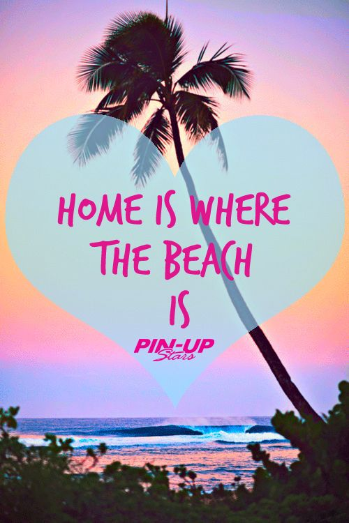 #home is where the #beach is... #pinupstars only for #sealovers