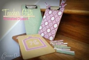 How to mod podge clipboards: Teacher Gifts, How To Make A Clipboards Ideas, Gifts Ideas, Gift Ideas, Frugal Teacher, Teacher Appreciation Gifts, Easy Clipboards, Decor Clipboards, Frugal Tips