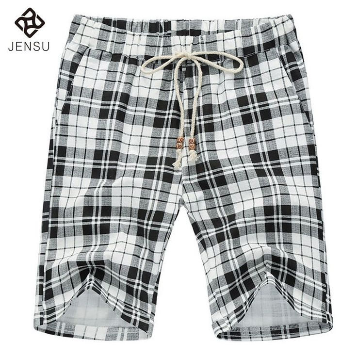 2018 men's plaid beach volleyball shorts, casual sporty great for everyday wear.