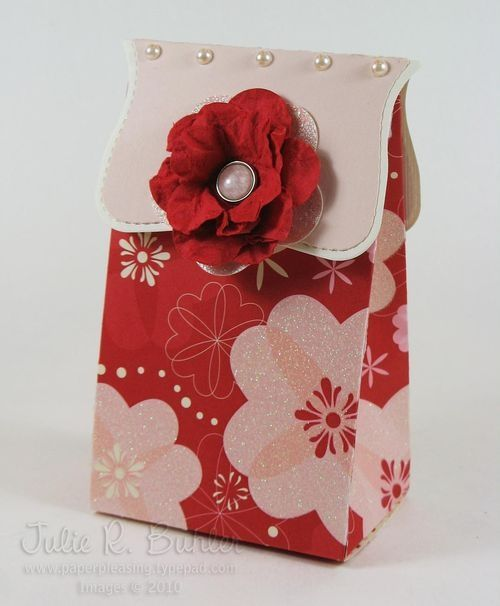 gift bag 14 finished  link to lots of tutorials!