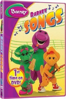 """""""I love you. You love me. We're a happy family, with a great big hug and a kiss from me to you! Won't you say you love me too!?"""" -  Barney and Friends #90s"""