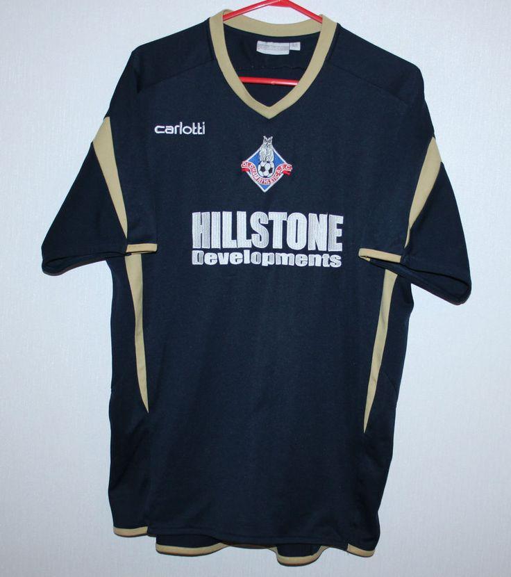 Oldham Athletic England third 07/08 Carlotti   eBay