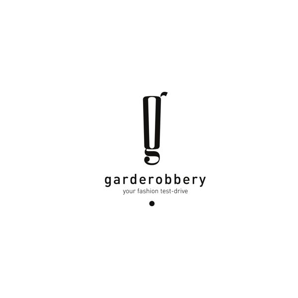 """I like how the """"g""""  resembles an """"!"""" I don't know if it was intended but i like that. http://www.behance.net/gallery/Logo-set/4313023"""