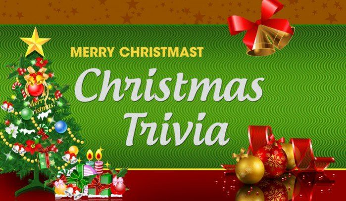 Christmas Trivia Quiz For Schools 2020 Make your festivities more fun with a game of Christmas Trivia