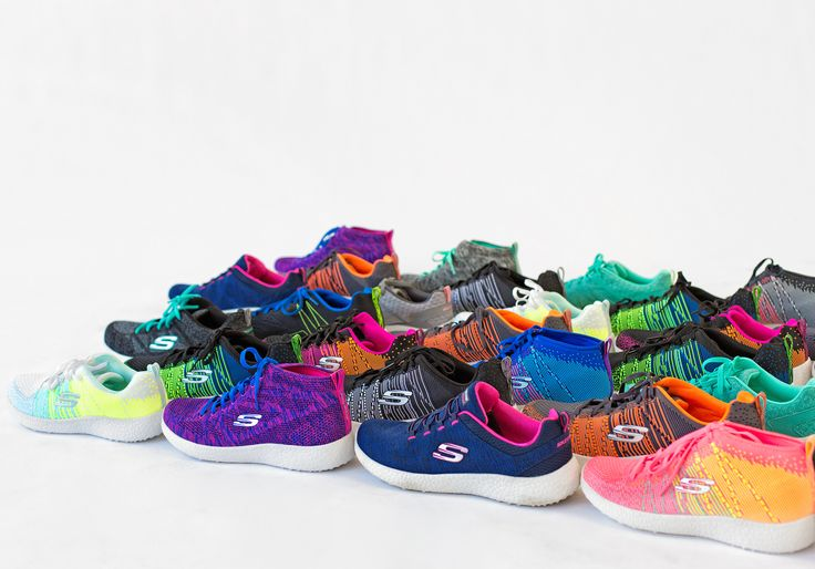 So many styles, so little time. Shop the Skechers Burst for women and men on our site. http://bit.ly/1VlFB3F