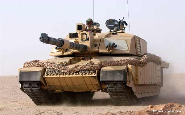 Challenger 2 Main Battle Tank | Military-Today.com