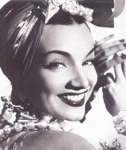 carmen miranda | Carmen Miranda – Biografia e Canções | Música - Cultura Mix
