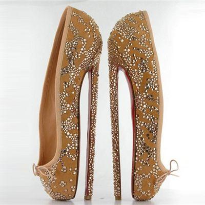 Scarpe di alta moda per l'English National Ballet - Scarpe - diModa ...