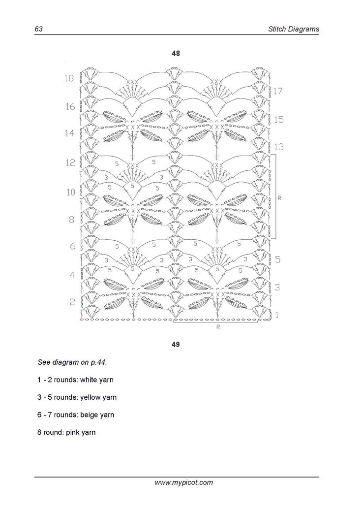 1786 best lace crochet images on pinterest