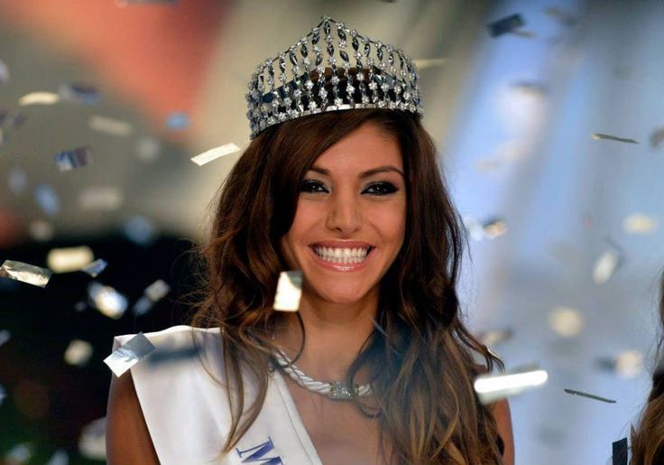 Edina Kulcsár  Magyarország Szépe 2014 / Miss World Hungary 2014