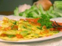 Boeren omelet recept - Groente - Eten Gerechten - Recepten Vandaag