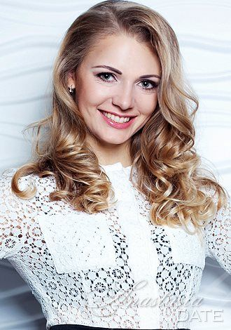 Gorgeous samotne kobiety: Rosjanka Anastasia z Kijowa
