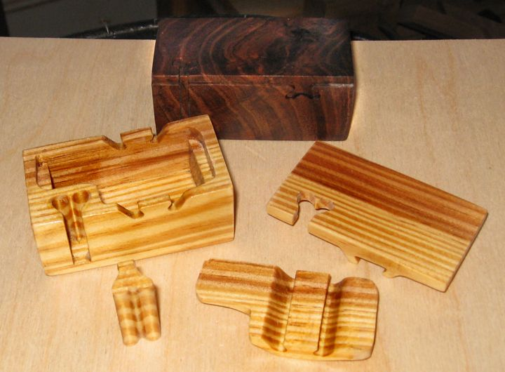 Free Scroll Saw Puzzle Box Plans - WoodWorking Projects ...