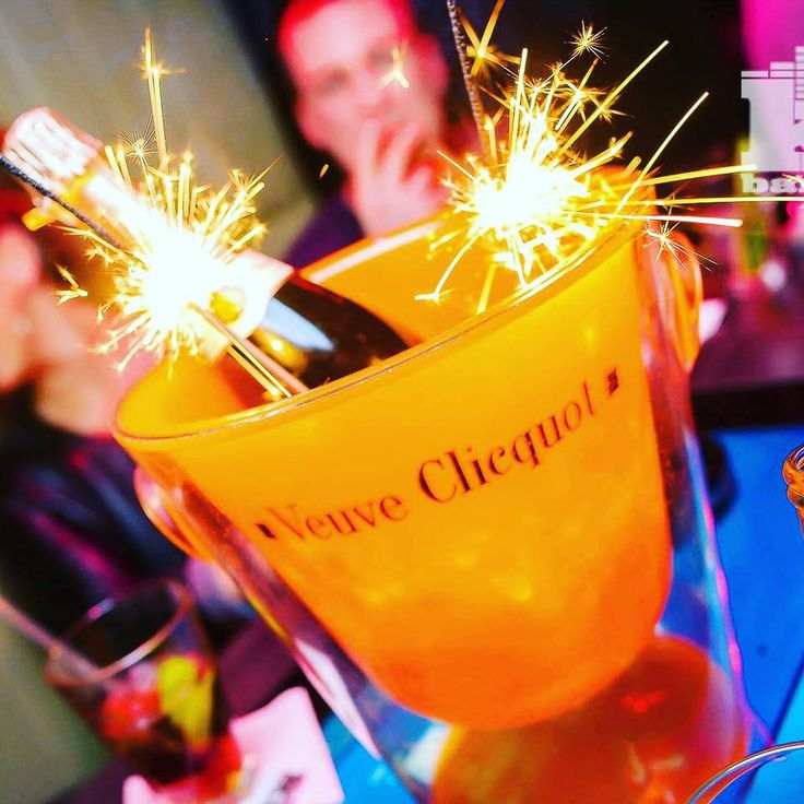 Join us for all kinds of  #celebrations - #celebrate your #birthday, #bachelors #bachelorettes #hen party at  #kubarlounge #prague #champagne #cliquot #veuvecliquot