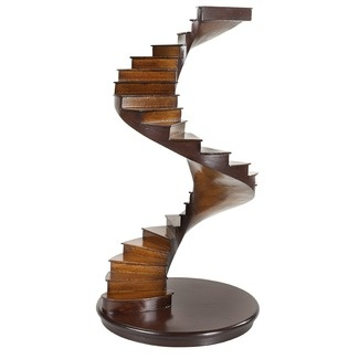 model spiral staircase