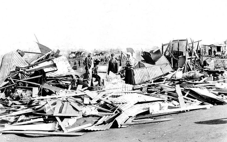 Destruction Caused by the Explosion | Flickr - Photo Sharing!