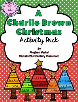 Meaningful Movie Guides - A Charlie Brown Christmas Follow-Along Guide