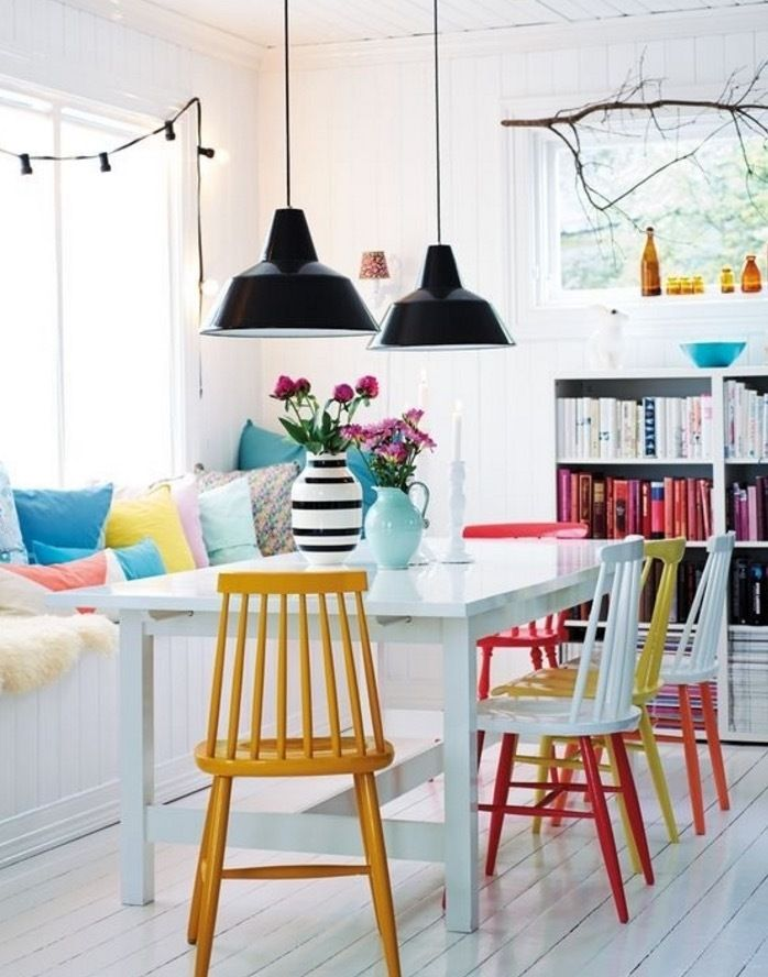 Bright Bazaar Embracing Color For Make You Smile Style Will Taylor 9781250042019 Find This Pin And More On Dining Room Decorating