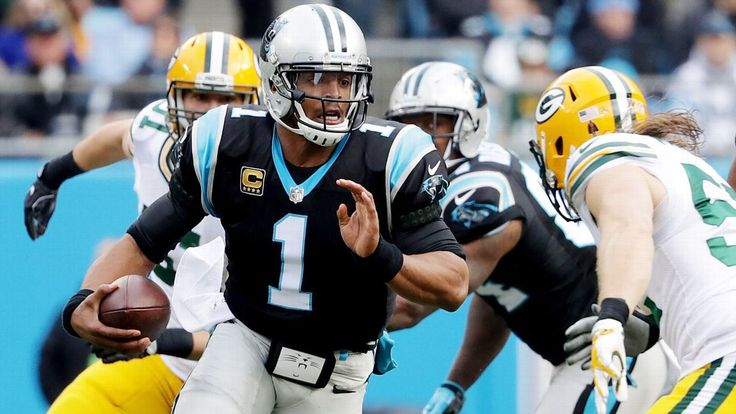 Cam Newton comes up big amid Panthers' off-field issues