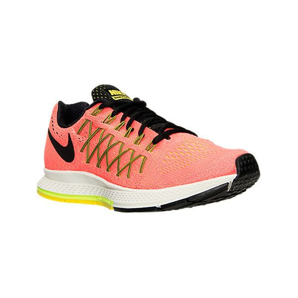 Nike Women's Air Zoom Pegasus 32 Running Shoes ($110) ❤ liked on Polyvore  featuring