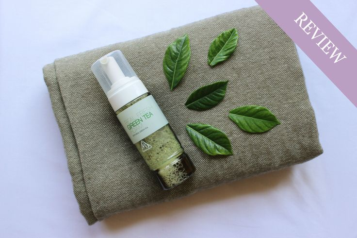 My current favourite foam cleanser! This bad boy uses the antioxidant properties of green tea leaves to help keep your skin clean and clear. Yes, you heard correctly- green tea is not only for drinking! (Although it is pretty good). #koreanskincare #koreanbeauty #kbeauty #NEOGEN