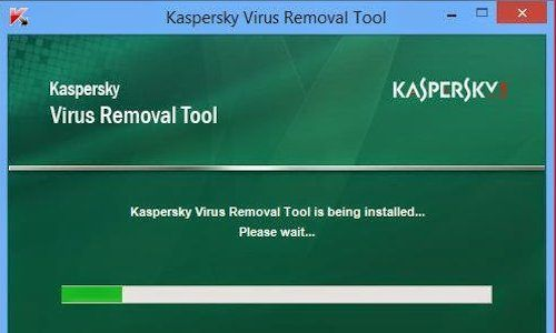 Kaspersky Virus Removal Tool Latest (201611130824)