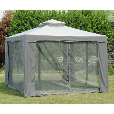 Sunjoy Replacement Canopy for 10' W x 10' D Hampton Gazebo