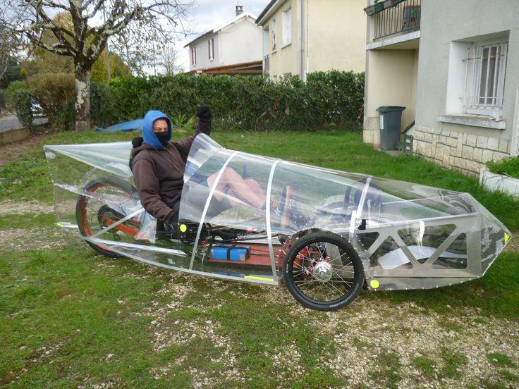 moyen de transport futur du prolétaire émancipé