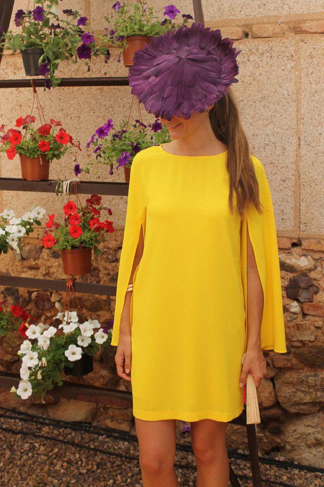 394e3e8713f vestido amarillo invitada boda perfecta blog a todo confetti yellow dress