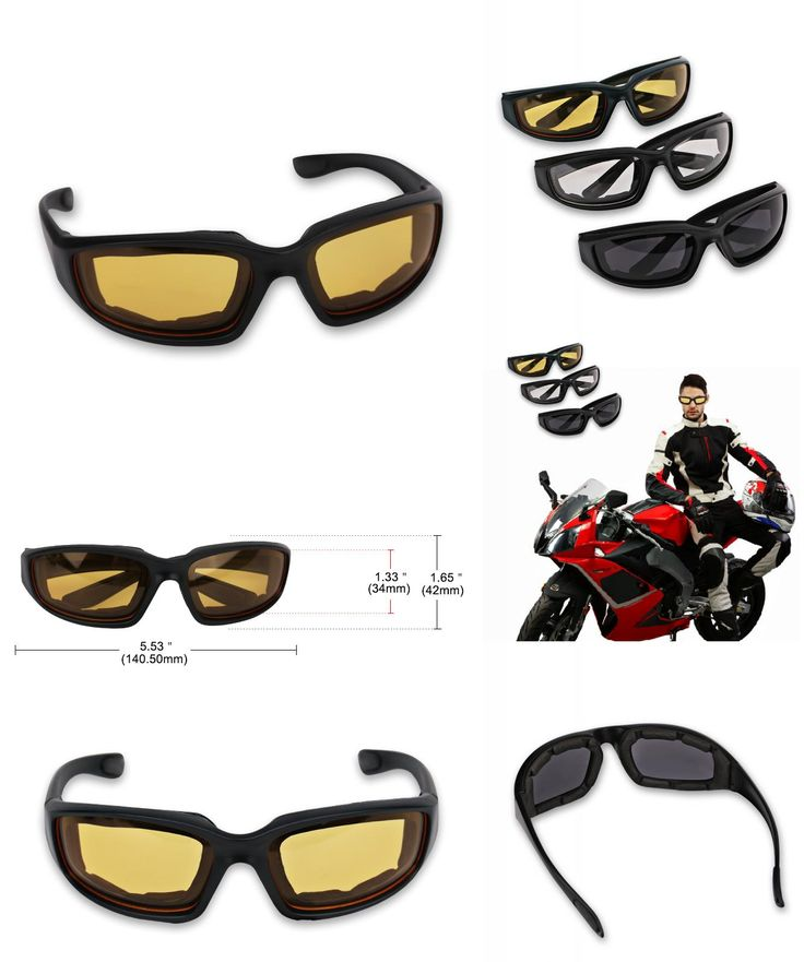 [Visit to Buy] Outdoor Ski Motorcycle Goggles With Glasses Lens Retro Motorcycle Goggles Vintage Protective Motocross Off-Road Riding Glasses #Advertisement