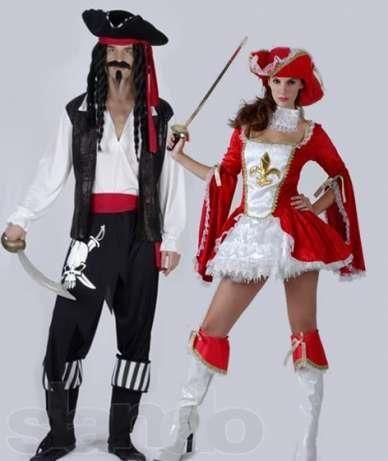 Костюм пирата для вечеринки