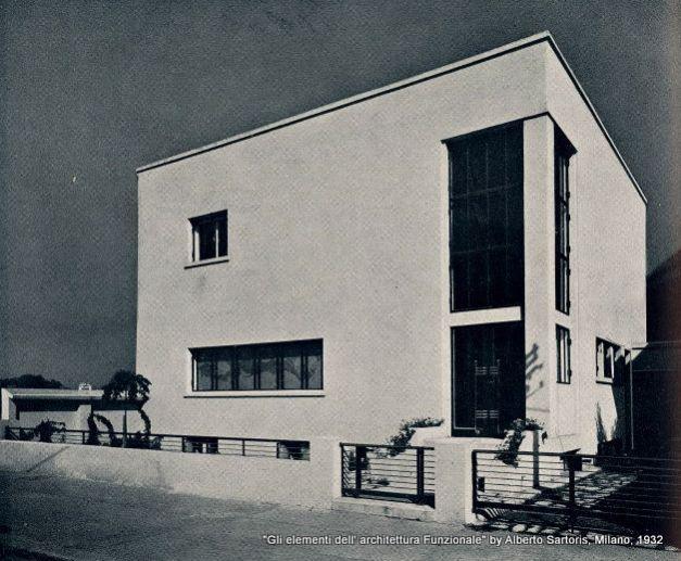 vila ion miclescu - architect Horia Creanga