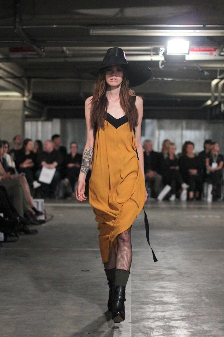 FOUREYES - New Zealand Street Style Fashion Blog: NZFW 2013 - COMPANY OF STRANGERS