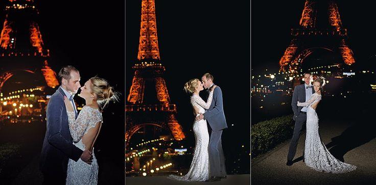 Свадебный фотограф в Париже. - History
