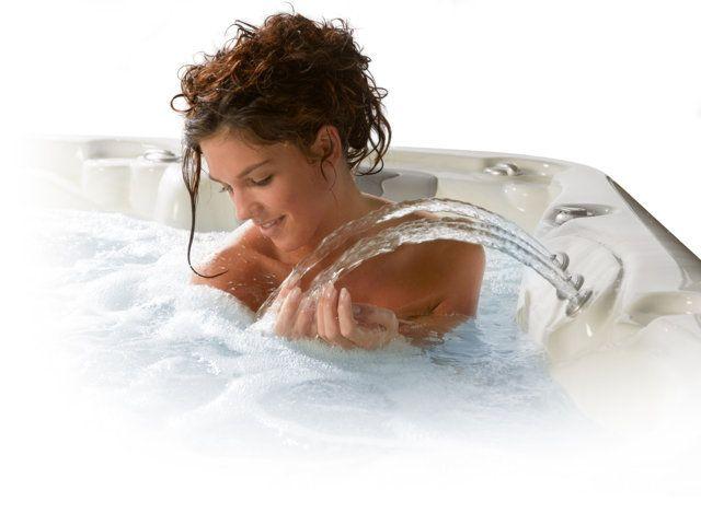 41 best hot spring spas hot spot hot tubs images on for Mirani piscine