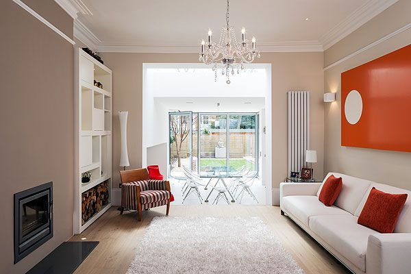 Extending an Edwardian home in Crouch End