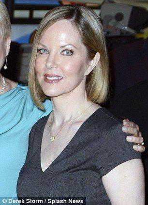 Still a blonde beauty: Melissa Sue Anderson still has shining blonde hair - albeit a foot ...