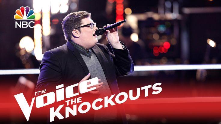 "The Voice 2015 Knockout - Jordan Smith: ""Set Fire to the Rain"""