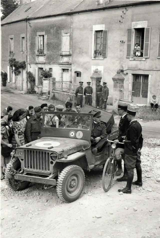 Calvados, summer 1944.